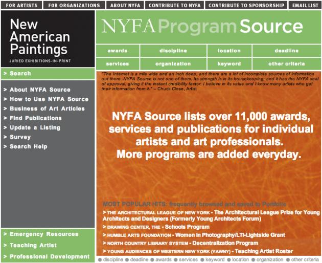 NYFA Source